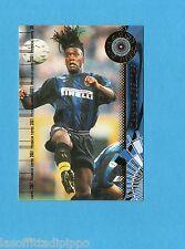 CALCIO CARDS 2001-PANINI- numero 58- SEEDORF - INTER