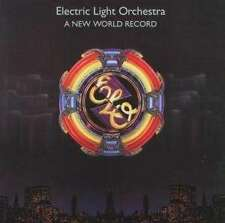 A New World Record - Electric Light Orchestra CD EPIC