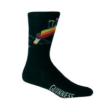 Guinness Toucan Mens Socks Size 6/11 UK Ireland Irish Drinking Socks Brand New