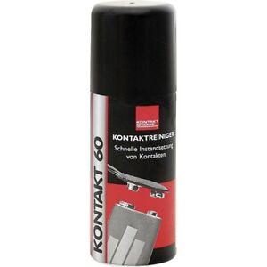 Kontakt 60 starker oxydlösender Kontaktreiniger 100ml Spray CRC Kontakt-Chemie