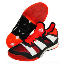 945379b4c adidas Stabil X Men Badminton Shoes Train Red Indoor Shoe Racket BY2521  Size 8