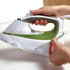 Iron Shoe Cover Ironing Aid Board Protect Fabrics Cloth Heat Made With Teflon