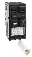 Square D Homeline Hom235gfi Hom235gfic 35 Amp Circuit Breaker 2 Doble Pole New