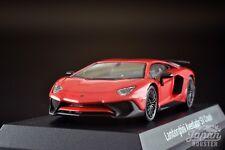 [KYOSHO 1/64] Lamborghini Aventador SV Coupe Pearl Red Minicar Lottery