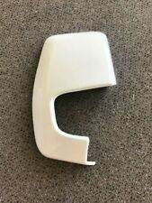 Ford Transit Custom 2012-19 Door Mirror Cover Frozen White drivers Side R/H O/S