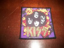 KISS You Wanted The Best Jacket Patch