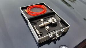 Windshield Windscreen Auto Repair Tool Set Kit Chip Glass Crack Fix System