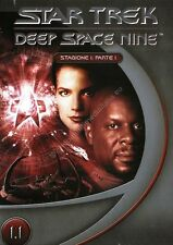 STAR TREK DEEP SPACE NINE SERIE COMPLETA 14 COFANETTI 53 DVD NUOVO!