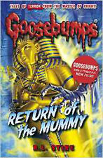 Return of the Mummy (Goosebumps), New, R. L. Stine Book