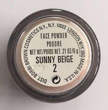 Bobbi Brown ~ Face Powder ~ Mini 6g ~ 2 Sunny Beige