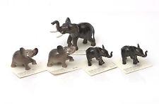 Hagen-Renaker Elephants - Bull Elephant & Baby Elephants