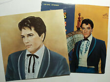 ELVIS PRESLEY FRANKIE AND JOHNNY STEREO 1ED LP RCA USA + BONUS PHOTO