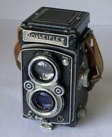 Rolleiflex 3.5 type K4 75mm Also known as Rolleiflex Automat model X Working