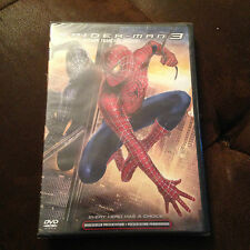 SEALED NEW Spider-Man 3 (DVD) WIDESCREEN PRESENTATION