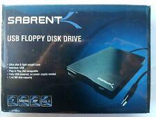 NEW Sabrent SBT-UFDB USB 1.1/2.0/3.0 Floppy Disk Drive SEALED IN BOX