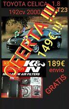 Kit Admisión K&N Toyota CELICA T23 1800