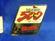 Indy Vintage 1989 Indianapolis 500 STANT VIP/Suite Pin PONTIAC TRANS AM PACECAR