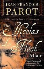 The Nicholas Le Floch Affair by Jean-Francois Parot (Paperback) New Book