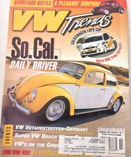 VW Trends Magazine So Cal Daily Driver VW November 1998 080417nonrh