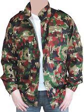 Veste neuve armée SUISSE camouflage ALPENFLAGE