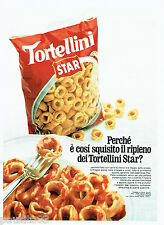 PUBLICITE ADVERTISING 046  1969  les Tortellini Star