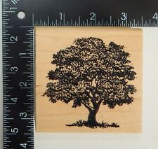 Embossing Arts Tree Rubber Stamp