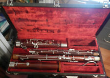 ..Linton Wood Bassoon Ser#14202 -  Intermediate model Completely Re-conditioned