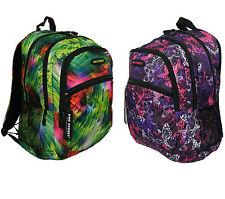 Bag Street Damentaschen mit Reißverschluss und unifarbene
