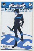 Nightwing #1 NM Rebirth  Cover B  DC Comics CBX8A