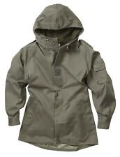 More details for army parka original french winter military hooded coat waterproof jacket