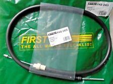 FIRSTLINE FKB2405 BRAKE CABLE- LH REAR fit Fiat Ulysse Peugeot (Discs) 00-07/01