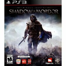 Middle Earth: Shadow of Mordor PlayStation 3 - PS3 Supported - ESRB Rated M (Mat