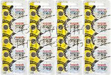Maxell 395 SR927SW SR927 V395 D395 LA Watch Battery 0% MERCURY ( 20 PC )