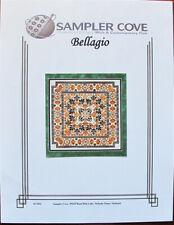 Sampler Cove Bellagio Counted Thread Chart/Pattern
