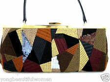 NEW AUTH Lanvin Beautiful Hand Made In Italy Shoulder Evening Bag *VERY RARE*