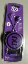 2XL by SKULLCANDY WHIP Stereo Headphones Take/Make Calls With Mic purple