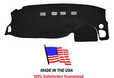 1997-2000 Dodge Dakota Black Carpet Dash Cover Mat Pad DO64-5 Made in the USA