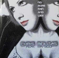 CHRIS MOUTAS - FEAT. MR. SOOP : NO MORE PAIN AND LIES / 5 TRACK-CD / NEU