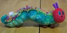 "Eric Carle HUNGRY LITTLE CATERPILLAR 10"" Plush STUFFED ANIMAL Toy"
