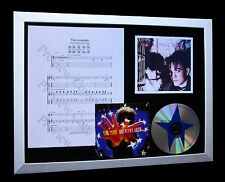 THE CURE The Lovecats LTD TOP QUALITY CD FRAMED DISPLAY+EXPRESS GLOBAL SHIP!!