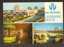 """LA GRANDE MOTTE (34) RENAULT 4L , """"LES CYCLADES"""""""