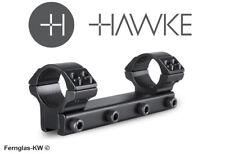 Hawke 22104 25,4mm ringmontage Medium for 9-11mm Rail, zielfernrohr-halterung