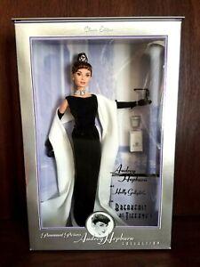 Barbie Doll as Audrey Hepburn Breakfast at Tiffany's 20355 * NIB