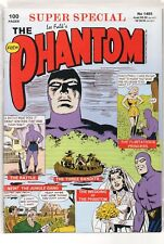 Phantom Comic #1485, 100 Page Special Never Read. Mint.