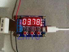 1.5v~12v Battery Capacity Meter discharge Tester 18650 li-ion lithium lead-acid