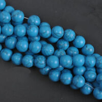 Wholesale 4/6/8/10/12MM Natural Gemstone Round Spacer Loose Beads Jewellery DIY