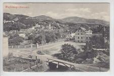 AK Wolfsberg, Teilansicht, Stadt-Volksbad 1917
