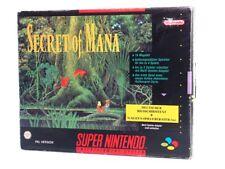 SECRET OF MANA  OVP (BIG BOX) + SPIELEBERATER  °Super Nintendo SNES Spiel°
