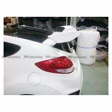 FRP Rear Spoiler Roof Wing Lip Kit For Hyundai Veloster Turbo MR V3 Style