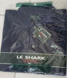 Le Shark  Spotif Polo Shirt  Navy  Blue  Large